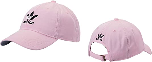 adidas Youth Fit Originals Precurved Washed Strapback Hat One Size