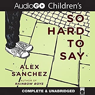 So Hard to Say audiobook cover art