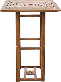 Tavoli Alti Per Esterno.Amazon It Tavoli Bar Alti Arredamento Da Giardino E Accessori