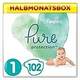 Pampers Pure Protection Lot de 102 boîtes de 2 à 5 kg