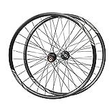LDDLDG Bicicle Gireset 700c Rim Brándo De Freno Bicis Frente Y Rueda Trasera 8/9/10 Cassete De Velocidad Cantidades Sellado
