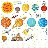 Decowall DA-1501 Sonnensystem Planeten Platz Weltraum