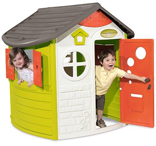 Maisonnette plastique Smoby Jeu Plein Air Jura Lodge