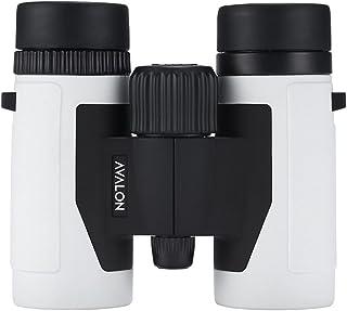 Avalon 8x32 Mini HD Binoculars (Platinum)