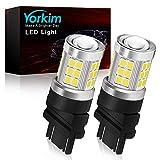 Yorkim 3157 LED Bulb, super bright 3156 led bulb 3056 3057 4157 bulb...