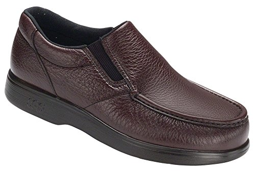 SAS Men's, Side Gore Loafer Cordovan 11.5 W