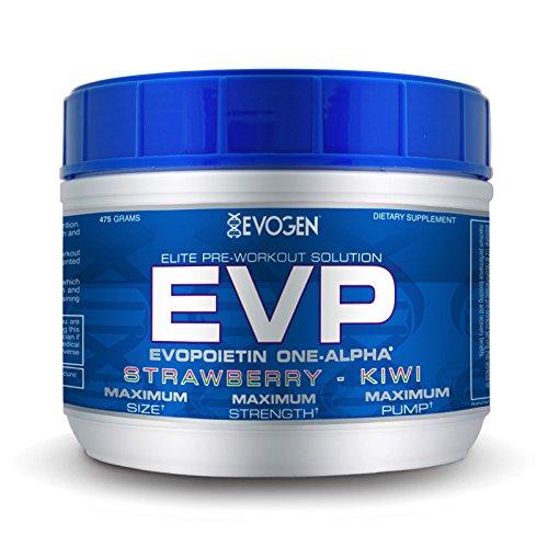Evogen EVP Elite Pre Workout Solution