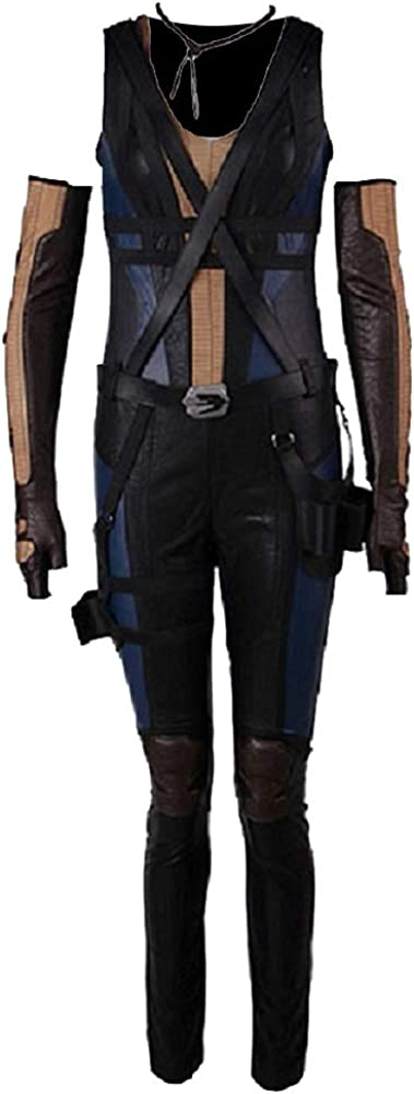 Domino Costume Jumpsuit San Antonio Mall Outfit Super sale Women's Cosplay 2 DP Movi