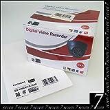 デジタル ビデオ レコーダー 建木 防犯カメラ 室内 屋外 防水 セキュリティー 32GB マイクロSDHC カード付 未開封