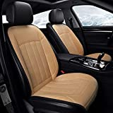 Heated Seat Cushion, 12V/24V Car Heat Seat Cushions Cover Pad Winter Warmer Nonslip