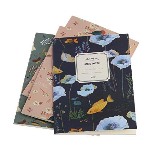Manyo 4pcs Cuaderno, Diario, Libreta, Memo, Planificador,Kawaii Papeleria - útiles Escolares,Regalo De Los Niños