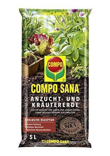 COMPO GmbH -  COMPO SANA Anzucht-