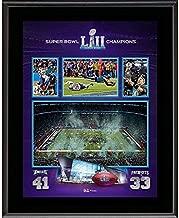 Fanatics Authentic NFL Philadelphia Eagles Philadelphia Eagles 10.5'' x 13'' Super Bowl LII Champions Sublimated Plaque