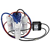 Home Master HydroGardener TMA-HG-Pro Pro Advanced Remineralizing Garden and Hydroponic Reverse Osmosis Water Filtration System, White
