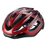 ROCKBROS Casco Bicicletta Ciclismo Casco per MTB Bici da Corsa Leggero Traspirante Omologato CE Uomo Donna Unisex Colore Gradiente M 55-58cm/ L 58-61cm