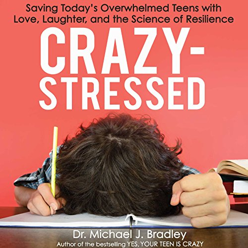 Crazy-Stressed cover art