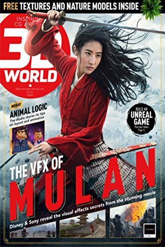 3D World Magazine - Mulan