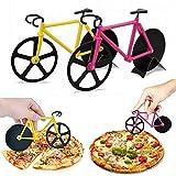 MZY1188 Roue de Coupe Pizza en Acier Inoxydable- Roues de Coupe Pizza icycle,Outils...