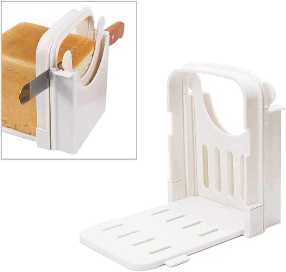 DSDecor Bread Slicer Foldable Cutting T Guide Slice 5 Popular standard Max 57% OFF with