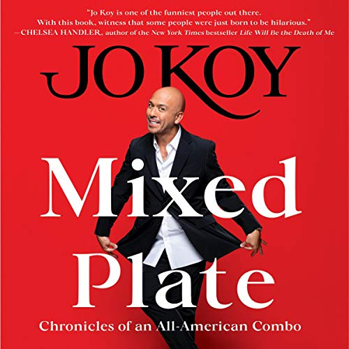Mixed Plate Audiobook By Jo Koy cover art