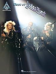 Best Of Judas Priest. Partitions pour Tablature Guitare(Symboles d\'Accords)