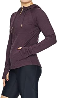 Rockwear Activewear Women's Revive Hooded Jacket from Size 4-18 Jackets + Vests for Tops