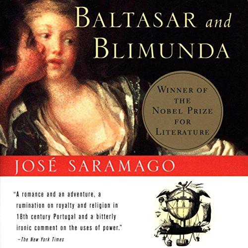 Baltasar and Blimunda cover art