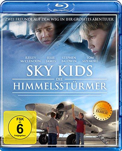 Sky Kids - Die Himmelsstürmer [Blu-ray]