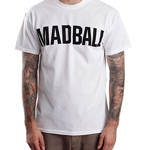 Madball - HID White - T-Shirt-Large