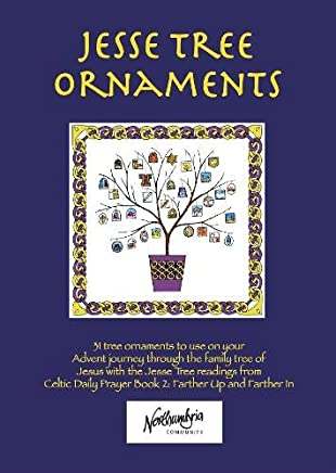 Jesse Tree Ornament Pack: 31 Tree Ornaments to use on  your Advent journey through the family tree of Jesus