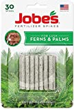 Jobe's 05101 Fern & Palm Fertilizer Spikes, 30 per Blister Pack, 24 Pack