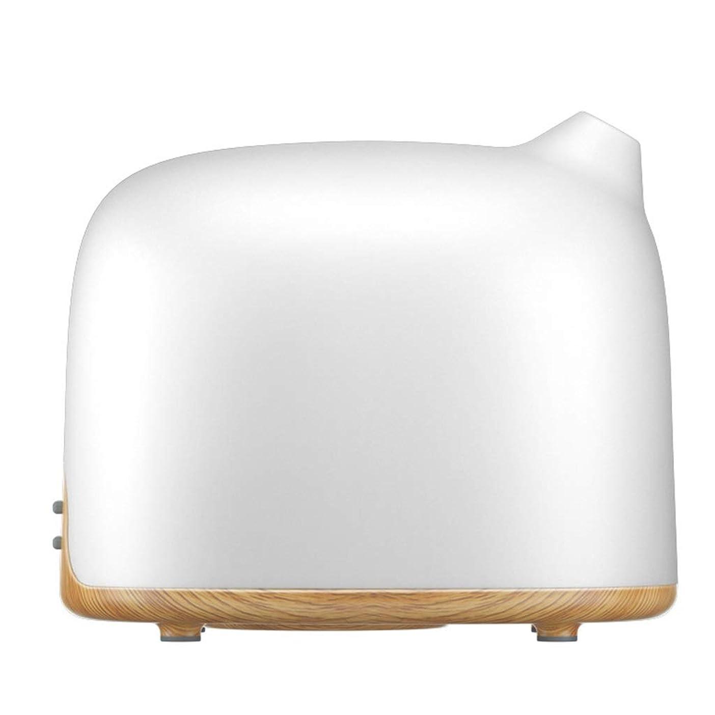 もつれクーポンスラム空気加湿器ホームサイレント寝室妊娠中の女性ベビーエアフォグ大容量ディフューザー (Color : Natural)