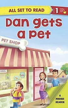 Dan gets a Pet by [Om Books Editorial Team]