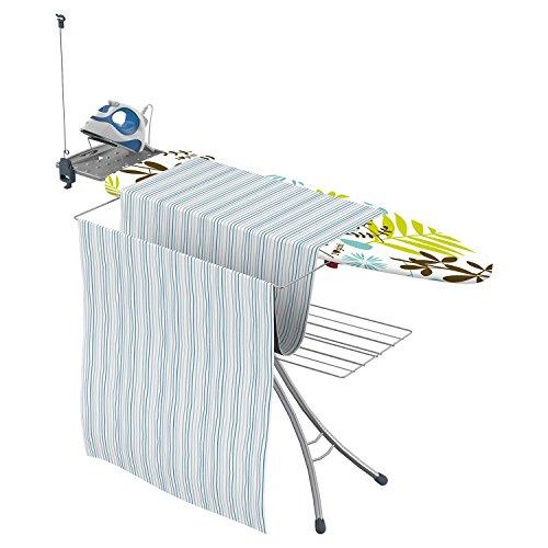 Gimi Advance Line strijkplank, metaal, grijs, 144x56,5x90 cm