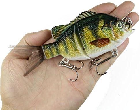 show original title Details about  /EC /_ LC /_ Floating Lures Hard Artificial Bait Fish Bait towing Fishing