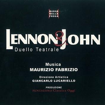 Lennon & John: Duello teatrale