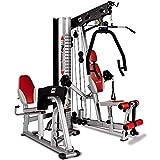 BH Fitness TT Pro G156, Stazione multifunzione di allenamento, Unisex-Adulto, Argento/Nero...