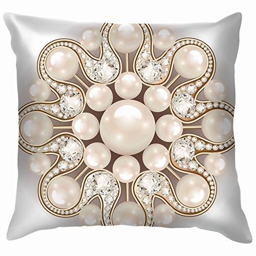 """18/"""" Fashion Koala Coton Lin Canapé Pillow Case Throw Cushion Cover Home Decor"""