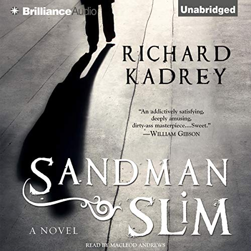 Sandman Slim cover art