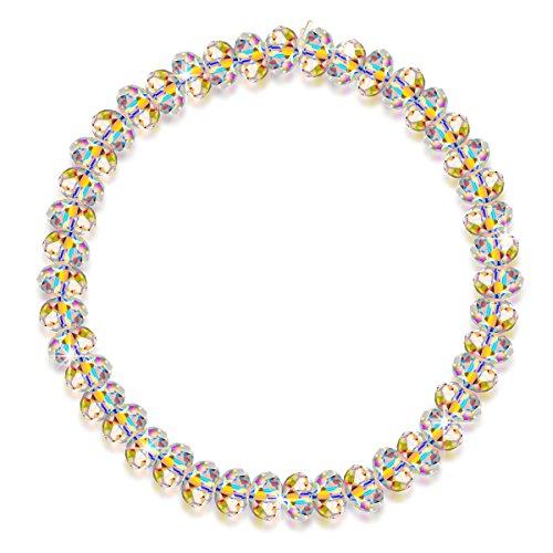 Susan Y Valentine's Day Women Bracelet, The Best of Youth Women Jewellery, Aurora Borealis Crystals from Swarovski, Elegant Jewellery Box, Best Gifts for Women Girls Lover Birthday