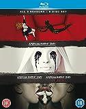 American Horror Story - Series 1-3 - Complete [Edizione: Regno Unito] [Italia] [Blu-ray]