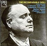 Beniamino Gigli - The Incomparable Gigli - His Master's Voice - HQM 1170