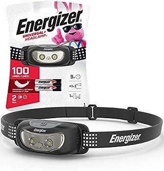 Energizer Universal Plus 100-Lumen LED Headlamp