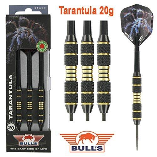 """Bulls """"Tarantula"""" Steeldart-Set 20g"""