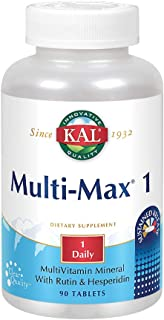Kal Multi-max Tablets, 90 Count