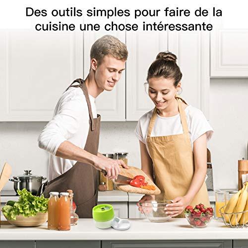 ICHECKEY Cortadores para patatas y vegetales