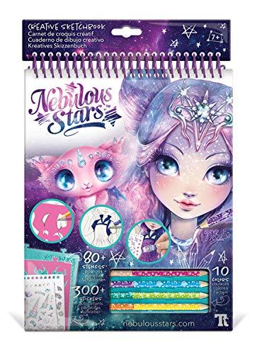 Nebulous Stars TT11101 Nebulia - Cuaderno de Dibujo