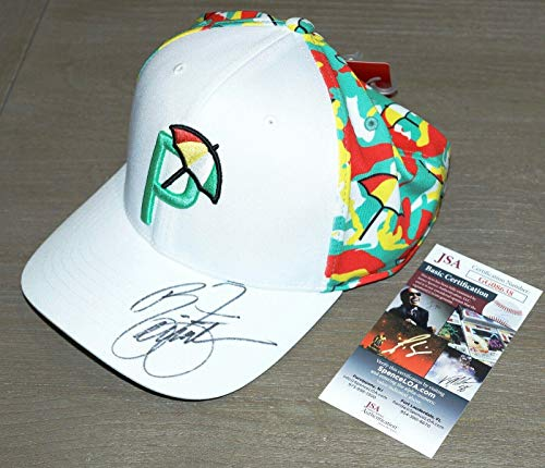 Why Choose RICKIE FOWLER Signed 2020 Arnold Palmer Golf Tournament PUMA HAT + COA 8638 - JSA Certifi...