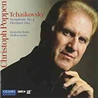 Tchaikovsky: Symphony No. 4; 1812 Overture by P.I. Tchaikovsky (2009-05-26)