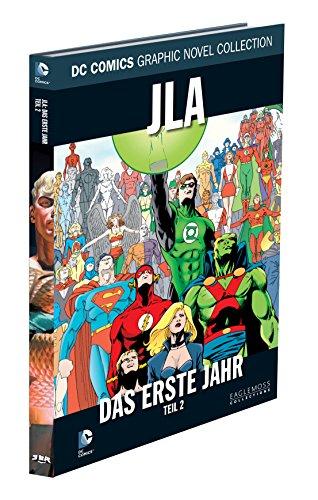 DC Comics Graphic Novel Collection Hardcover #11 - JLA- Das erste Jahr, Teil 2 (2015, Eaglemoss)